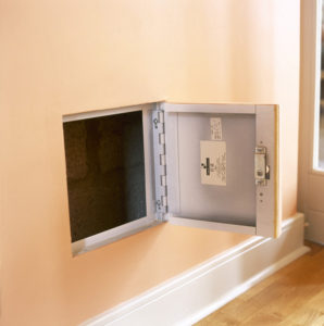the location of a wall safe can add to the advantages of the safe in particular wall safes can be hidden in a closet or within a wall in the middle of